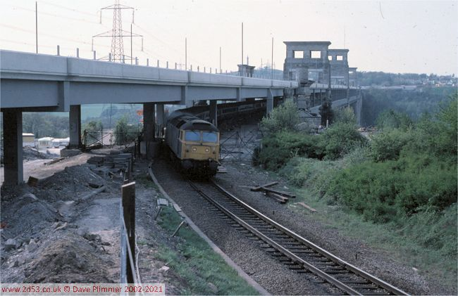 Railways Of North Wales 1975 1983 Britanniabridge Final Form