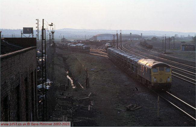 Railways Of North Wales 1975 1983 Moldjcn General