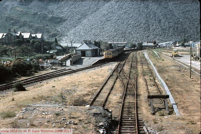 Railways Of North Wales 1975